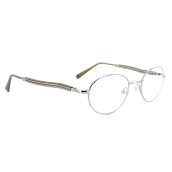 Gold & Wood 409-5-CrA59 Eyeglasses