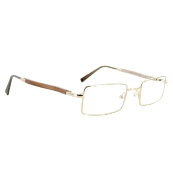 Gold & Wood 410-6-DoSa6 Eyeglasses