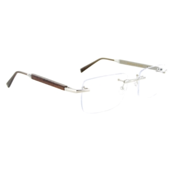 Gold & Wood A19-16-CrAl42 Eyeglasses