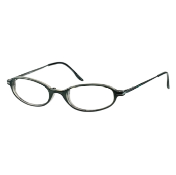 Candies C Ash w/Clip Eyeglasses