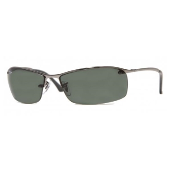 Ray-Ban RB 3183 (Top Bar Square) Sunglasses