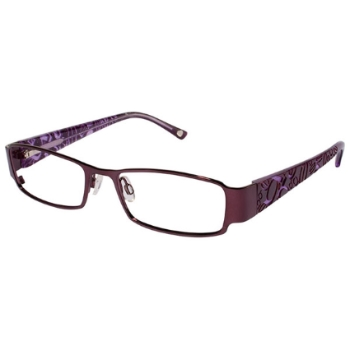 Bebe BB5012 Alotta Love Eyeglasses