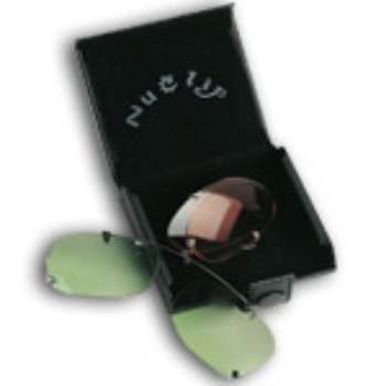 Nu-Clip Custom Clip-On Sunglasses
