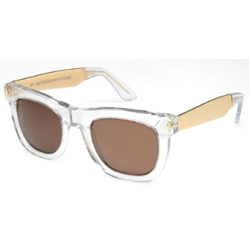 Super Ciccio Francis ID98 894 Crystal Large Sunglasses