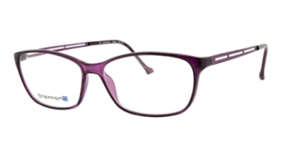Stepper Stainless Steel 10071 STS Eyeglasses