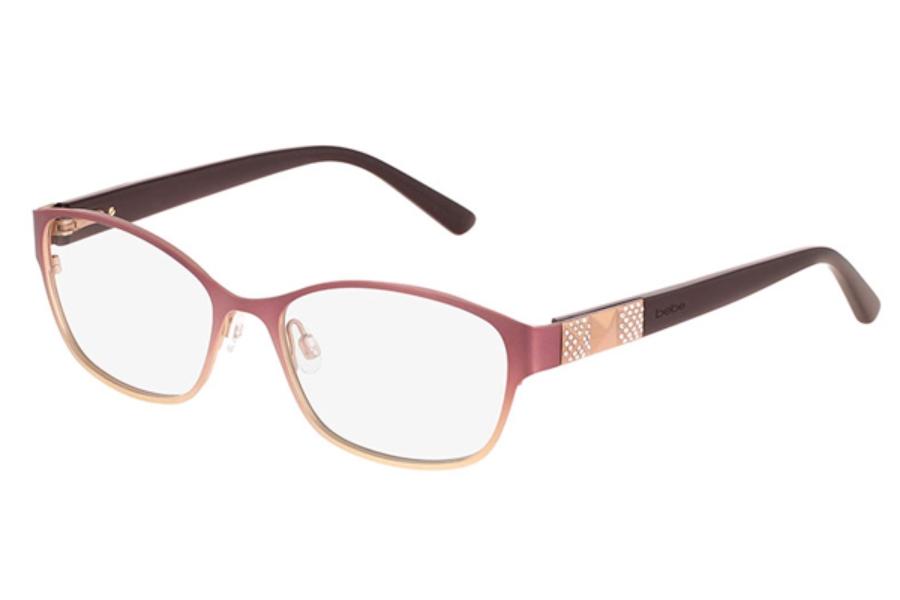 White Bebe Eyeglass Frames : Bebe BB5083 Love On The Rocks Eyeglasses by Bebe FREE ...
