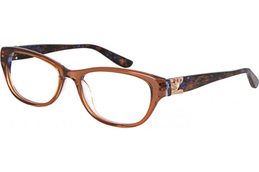 badgley mischka francine eyeglasses by badgley mischka