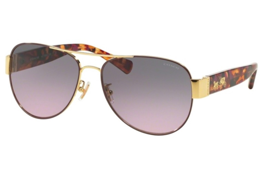 Coach Sunglasses On  coach hc7059 sunglasses by coach free shipping