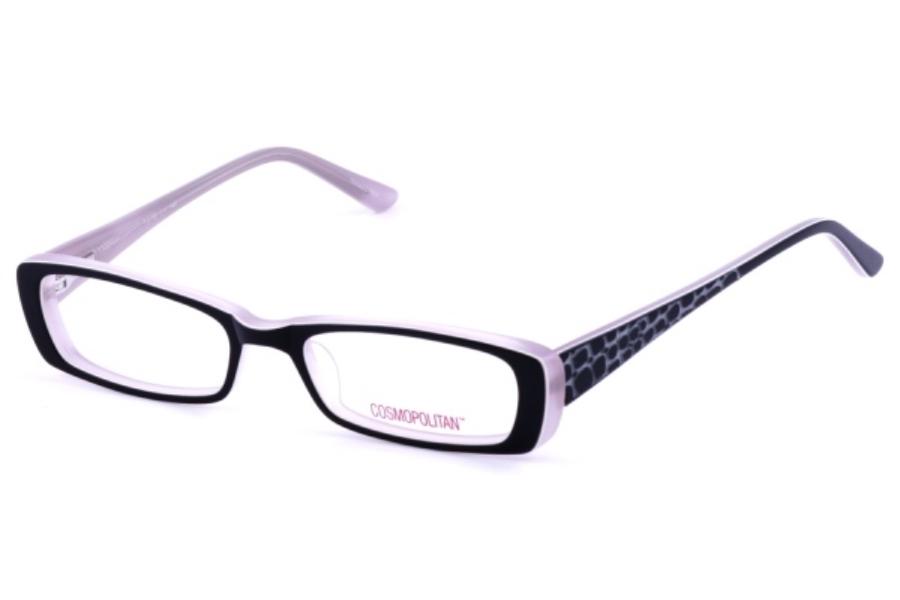 cosmopolitan cosmopolitan book smart eyeglasses by