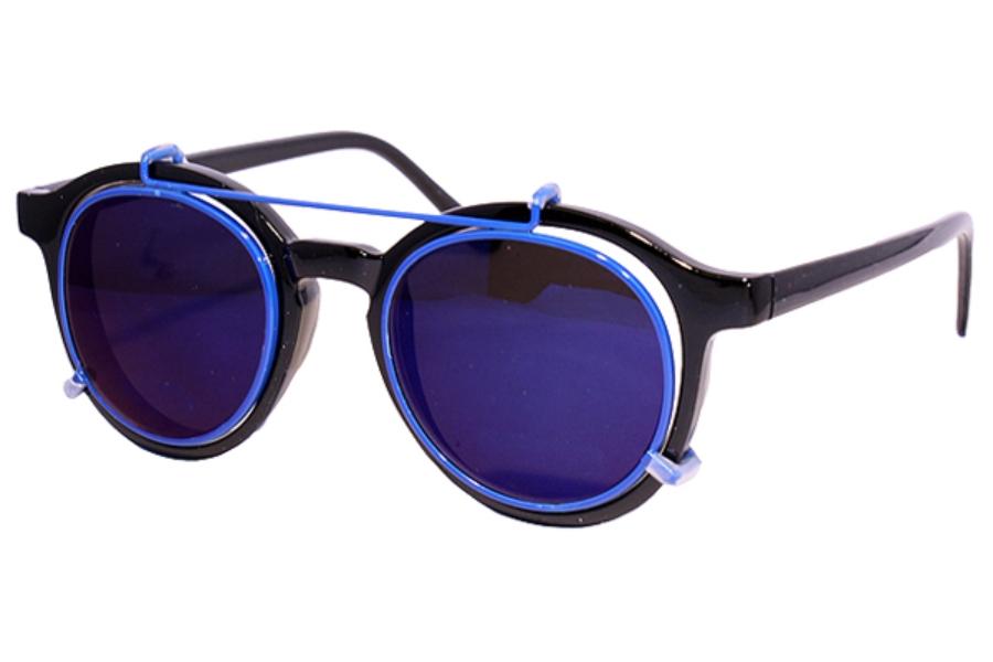 Bright Blue Glasses Frames : Dazed N Confused Bright Eyeglasses by Dazed N Confused ...