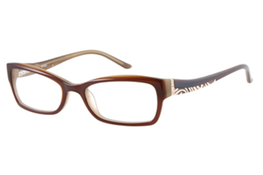 Guess Ladies Eyeglass Frames : Guess GU 2261 Eyeglasses by Guess FREE Shipping - SOLD OUT