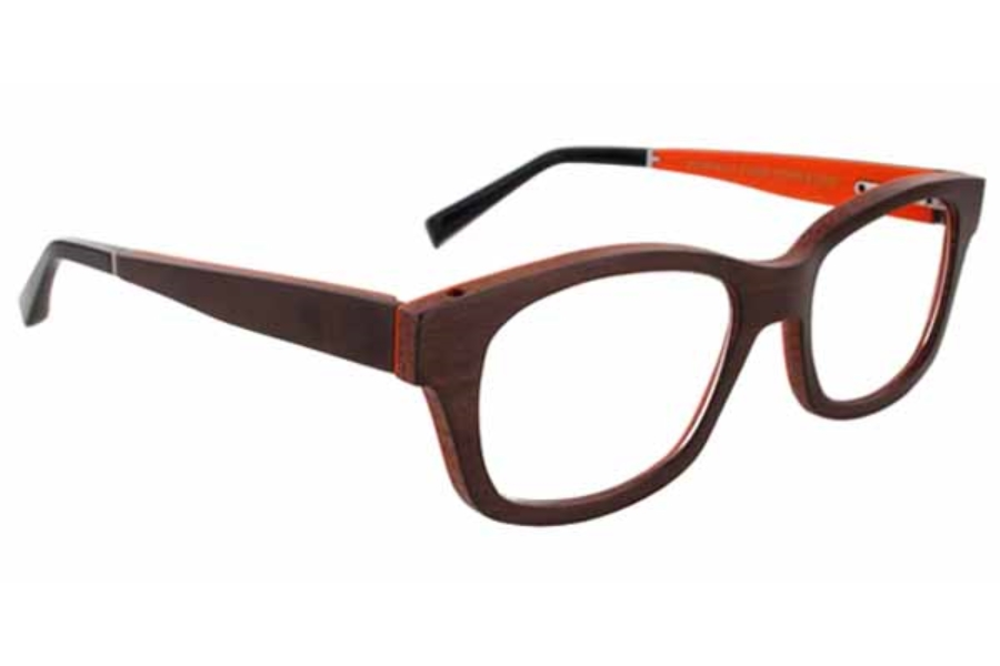 Gold & Wood Oculus Eyeglasses by Gold & Wood FREE Shipping