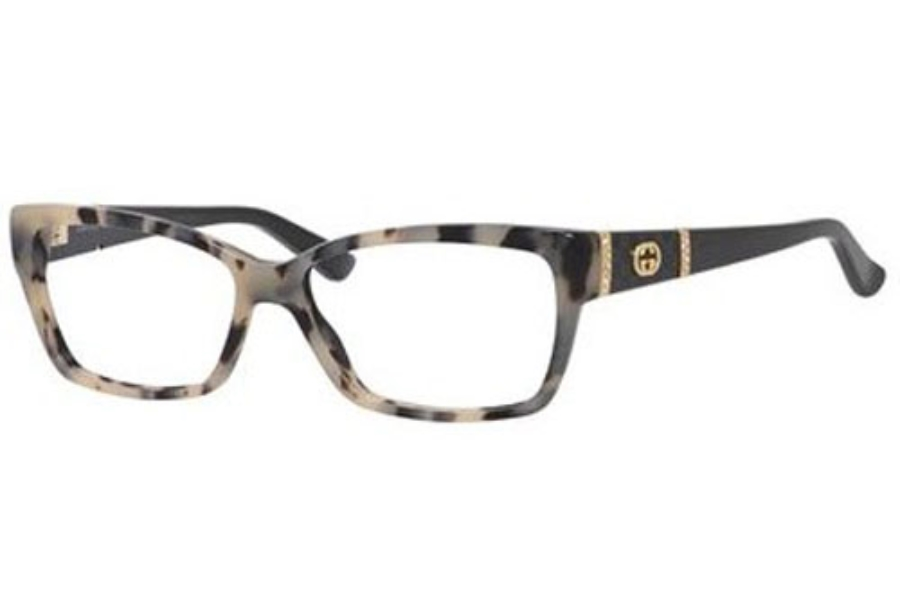 Gucci 3559 Eyeglasses by Gucci FREE Shipping - GoOptic ...