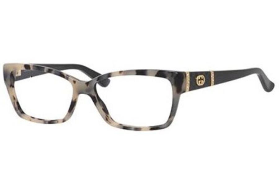 Gucci Eyeglass Frame 3559 : Gucci 3559 Eyeglasses by Gucci FREE Shipping - GoOptic ...