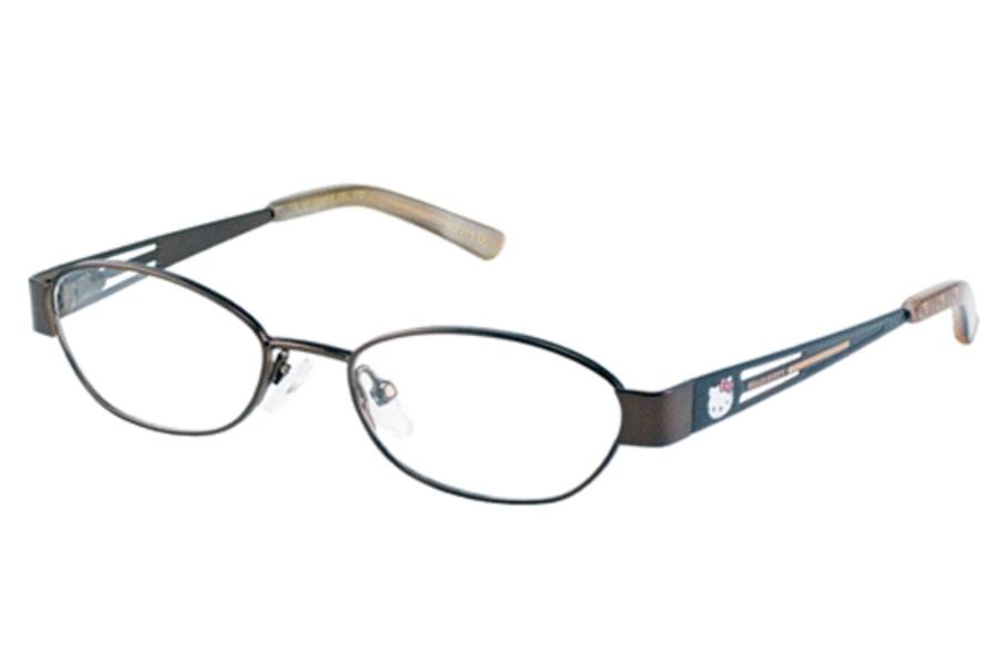 Glasses Frames Hk : Hello Kitty HK 213 Eyeglasses by Hello Kitty - GoOptic.com