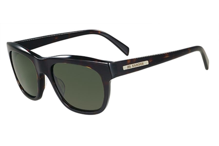 jil sander js643s sunglasses by jil sander free shipping