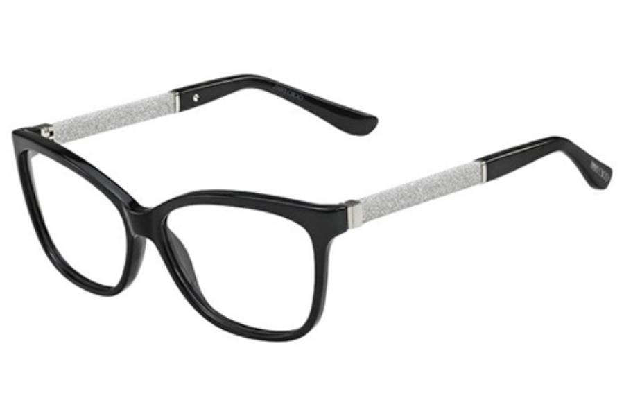Jimmy Choo Eyeglass Frames With Rhinestones : Jimmy Choo Jimmy Choo 105 Eyeglasses by Jimmy Choo FREE ...