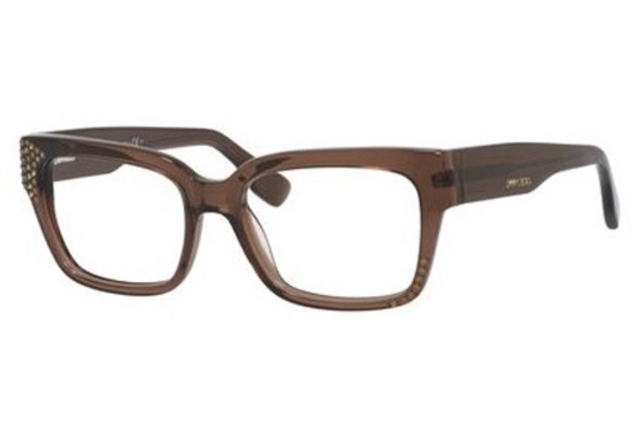 metal jimmy choo frames safilo eyeglass | Simply Accessories