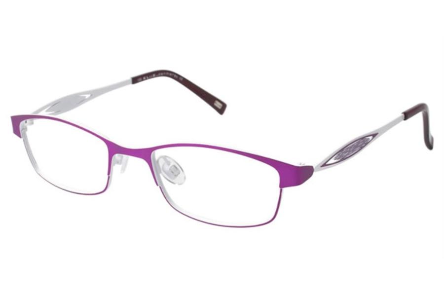 Eyeglass Frames Kliik : Kliik KLiiK 535 Eyeglasses by Kliik FREE Shipping