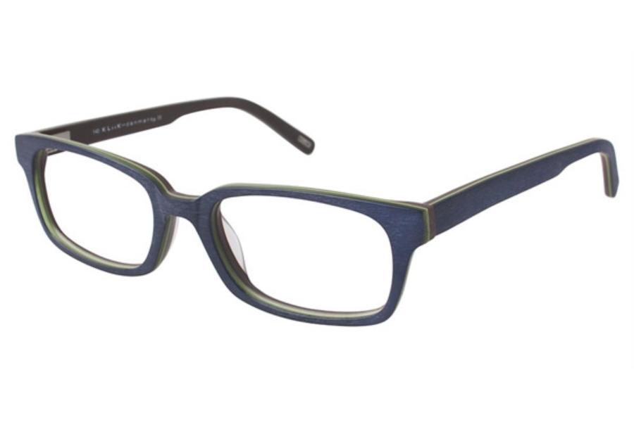 Eyeglass Frames Kliik : Kliik KLiiK 537 Eyeglasses by Kliik FREE Shipping