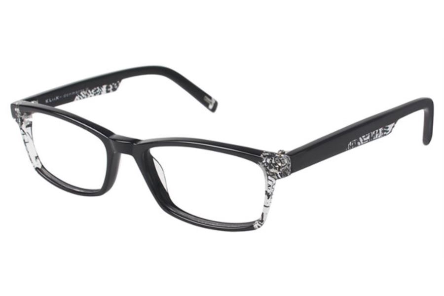 Eyeglass Frames Kliik : Kliik KLiiK 540 Eyeglasses by Kliik FREE Shipping