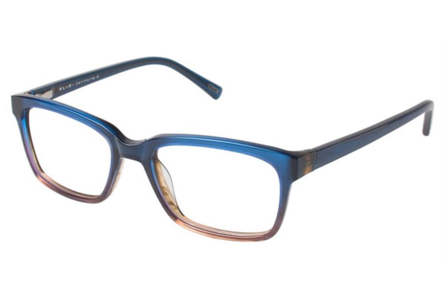 Eyeglass Frames Kliik : Kliik KLiiK 541 Eyeglasses by Kliik FREE Shipping