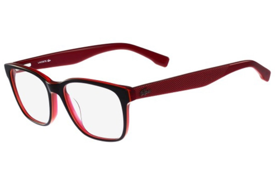 lacoste l2748 eyeglasses in 603 bordeaux