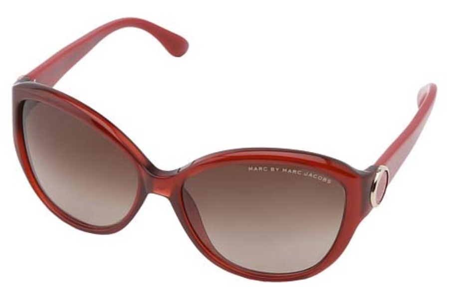 Red Marc Jacobs Sunglasses  marc by marc jacobs mmj 384 s sunglasses by marc by marc jacobs