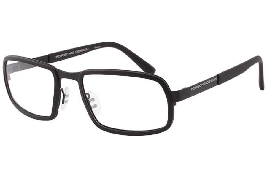 porsche design p 8220 eyeglasses by porsche design free