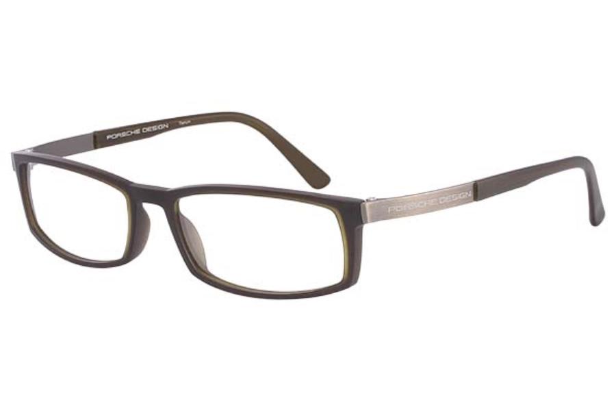 porsche design p 8240 eyeglasses by porsche design free