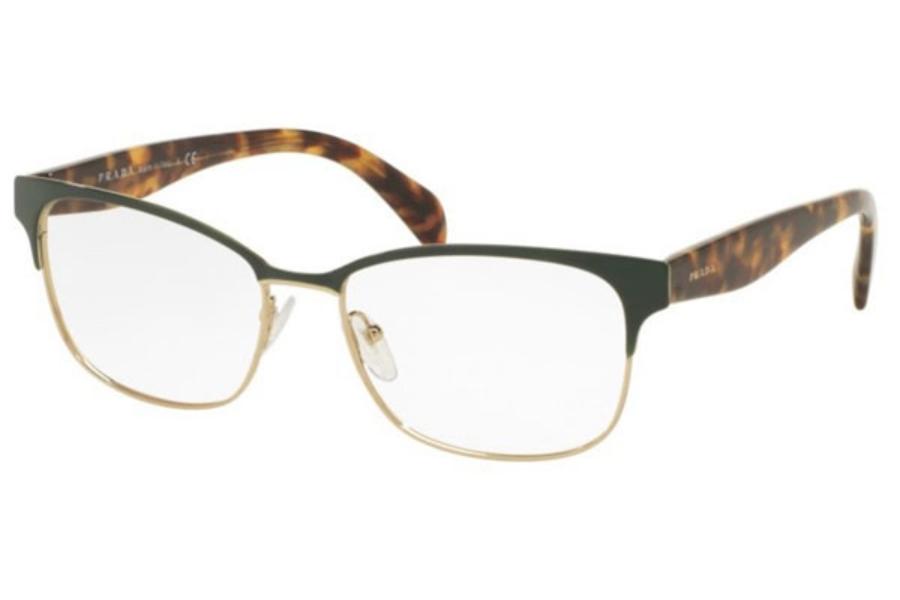 Prada PR 65RV Eyeglasses by Prada FREE Shipping