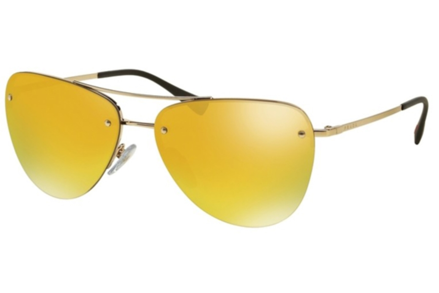 Prada Yellow Sunglasses  prada sport ps 53rs sunglasses by prada sport free shipping