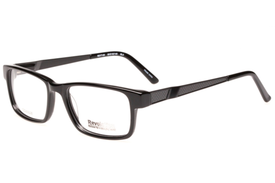 2ac2a99b758 Revolution w Magnetic Clip Ons REVT106 w Magnetic Clip-on Eyeglasses by  Revolution