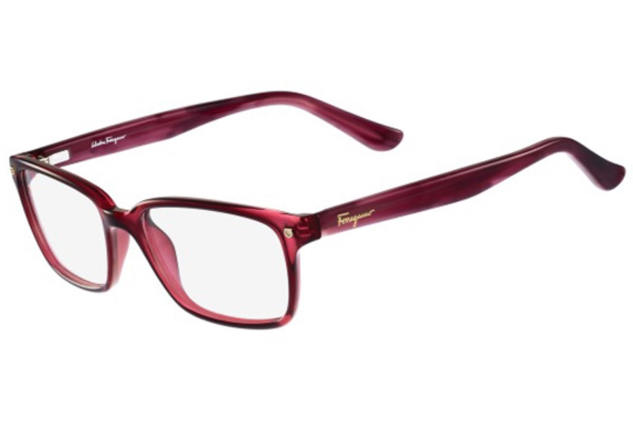 salvatore ferragamo sf2733 eyeglasses in 512 berry