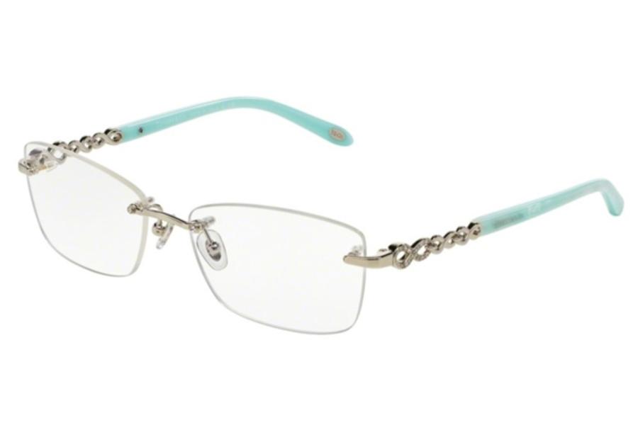 Tiffany Eyeglass Frames With Crystals : tiffany rimless eyeglasses with crystals Global Business ...
