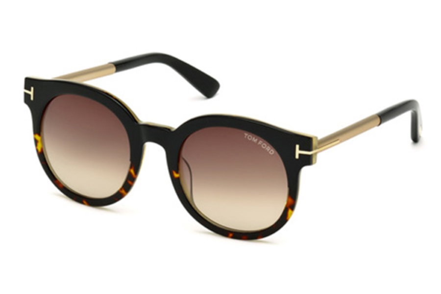 Tom Ford Havana Sunglasses  tom ford ft0435 janina sunglasses by tom ford free shipping