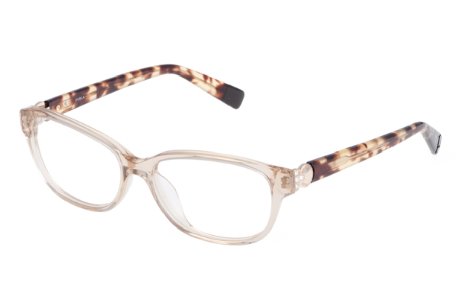 furla vu 4911s eyeglasses by furla free shipping