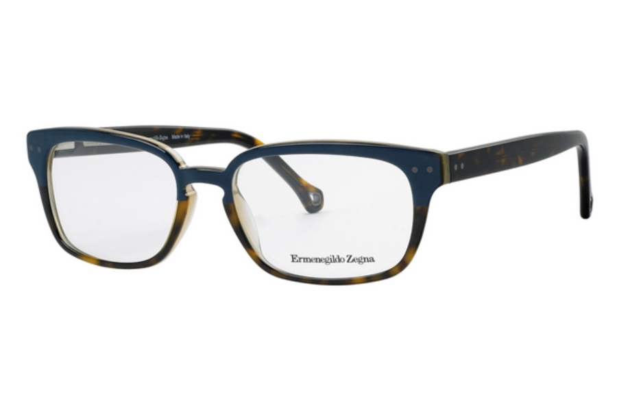 ermenegildo zegna mens eyeglasses Wrap Yourself Thin