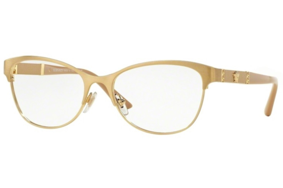 versace eyeglasses wtno  Versace VE 1233Q Eyeglasses in Versace VE 1233Q Eyeglasses