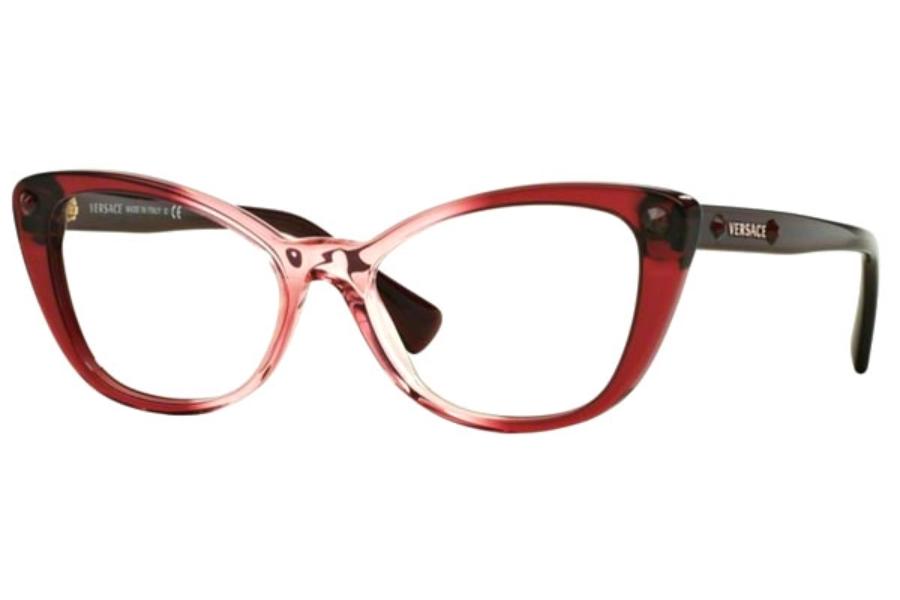 Versace Ve 3222b Eyeglasses By Versace Free Shipping