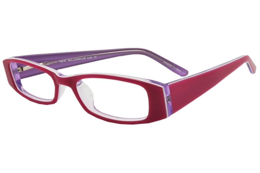 new millennium fly eyeglasses by new millennium