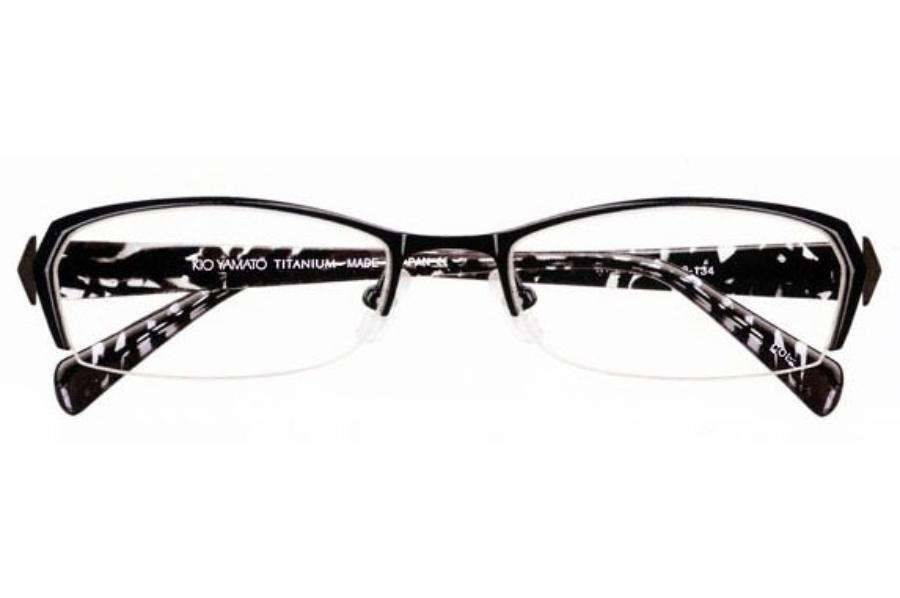 Kio Yamato Eyeglasses Frames : Kio Yamato KT 273 Eyeglasses by Kio Yamato FREE Shipping