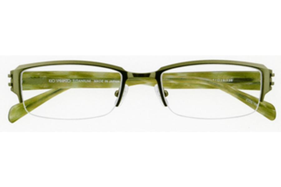 Kio Yamato Eyeglasses Frames : Kio Yamato KT 297 Eyeglasses by Kio Yamato FREE Shipping