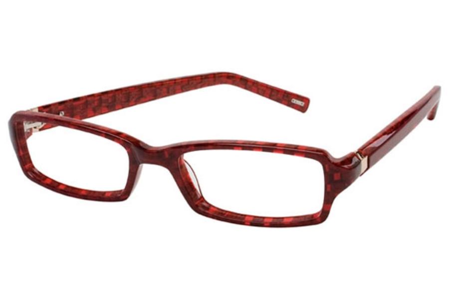 Eyeglass Frames Kliik : Kliik KLiiK 412 Eyeglasses by Kliik FREE Shipping - SOLD OUT
