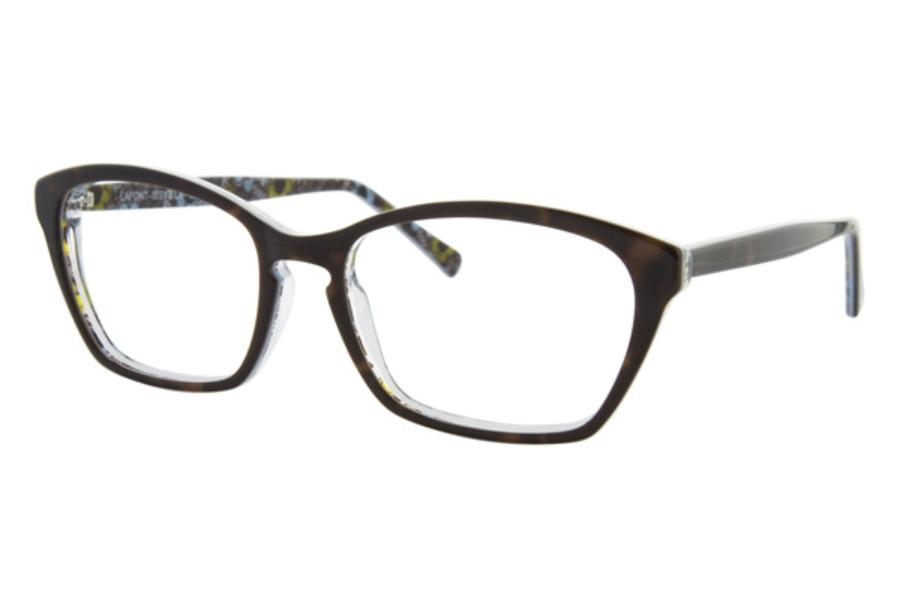 Lafont Issy Eyeglass Frames : Lafont ISSY & LA Vraiment Eyeglasses by Lafont ISSY & LA ...
