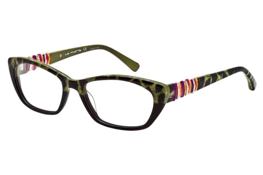 la matta lmv3121 eyeglasses by la matta free shipping