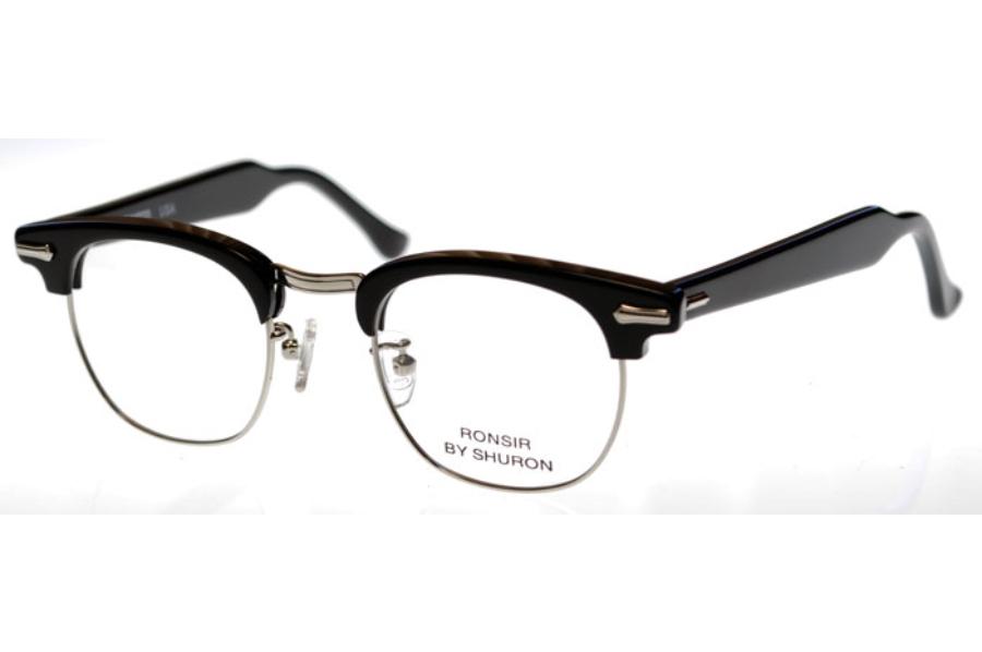 Zyl Eyeglass Frames : Shuron Ronsir Zyl w/Taper Temple Eyeglasses by Shuron