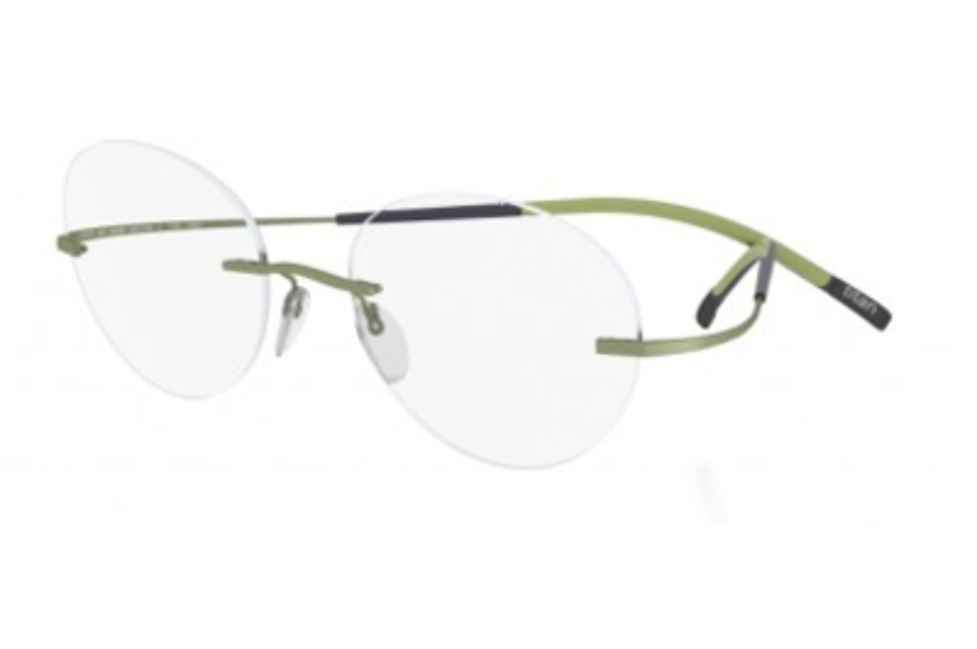 Silhouette 7580 7581 Chassis Eyeglasses By Silhouette